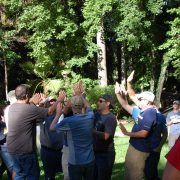 EPSE Teambuilding Event: Module 1, Class of 2015