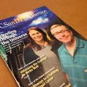 LAMP Alum Featured in Magazine Cover Story!