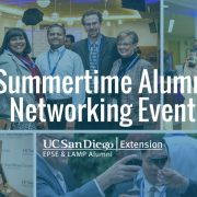Summertime Alumni Networking Event 2017