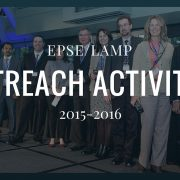 Successful Outreach Events & Activities 2015-16