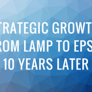 Strategic Growth: Larry Cook – From LAMP to EPSE, 10 Years Later