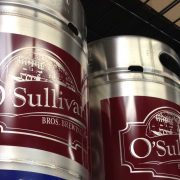 "Outreach Event: ""O'Sullivan Bros. Brewery Tour"""