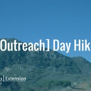 Outreach Event: Iron Mountain Day Hike